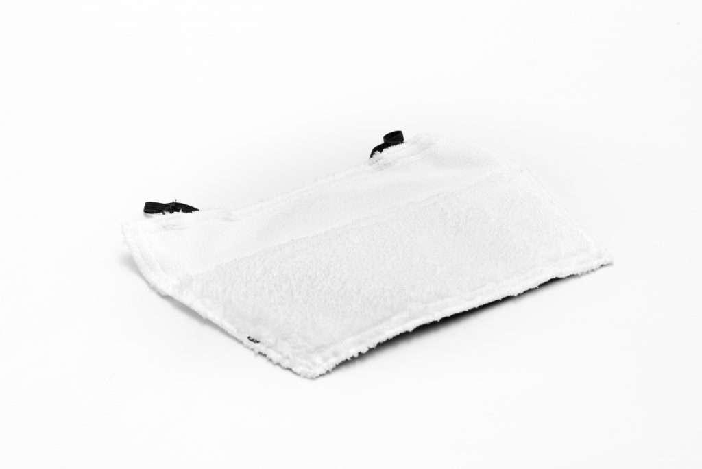 Panno wall mop attacchi elastici e tasca