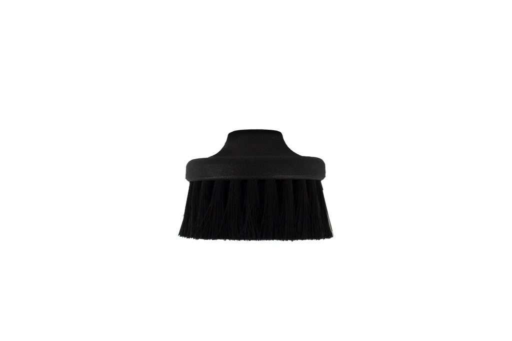 Spazzolino d.60mm setole nere morbido