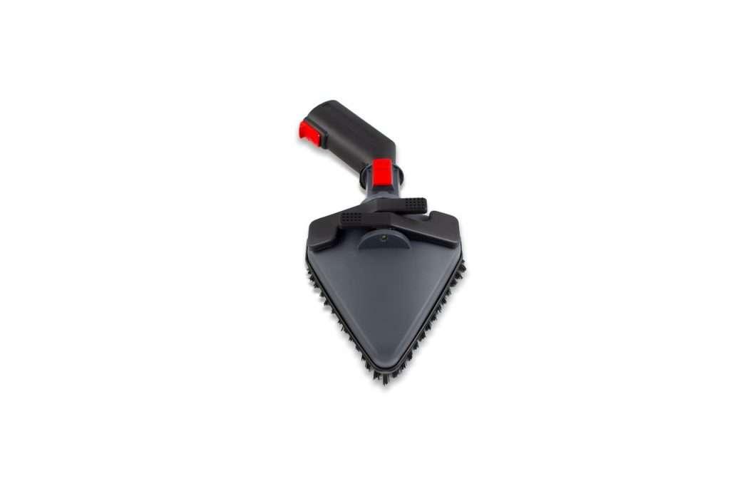 Spazzola triangolare setole nere