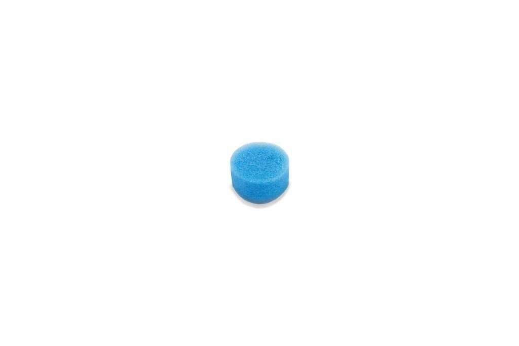Tampone soffiaggio azzurro