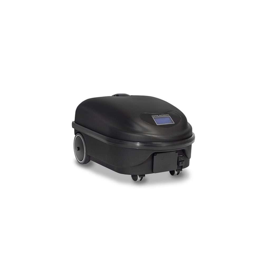 Pulitore vapore PC Nera
