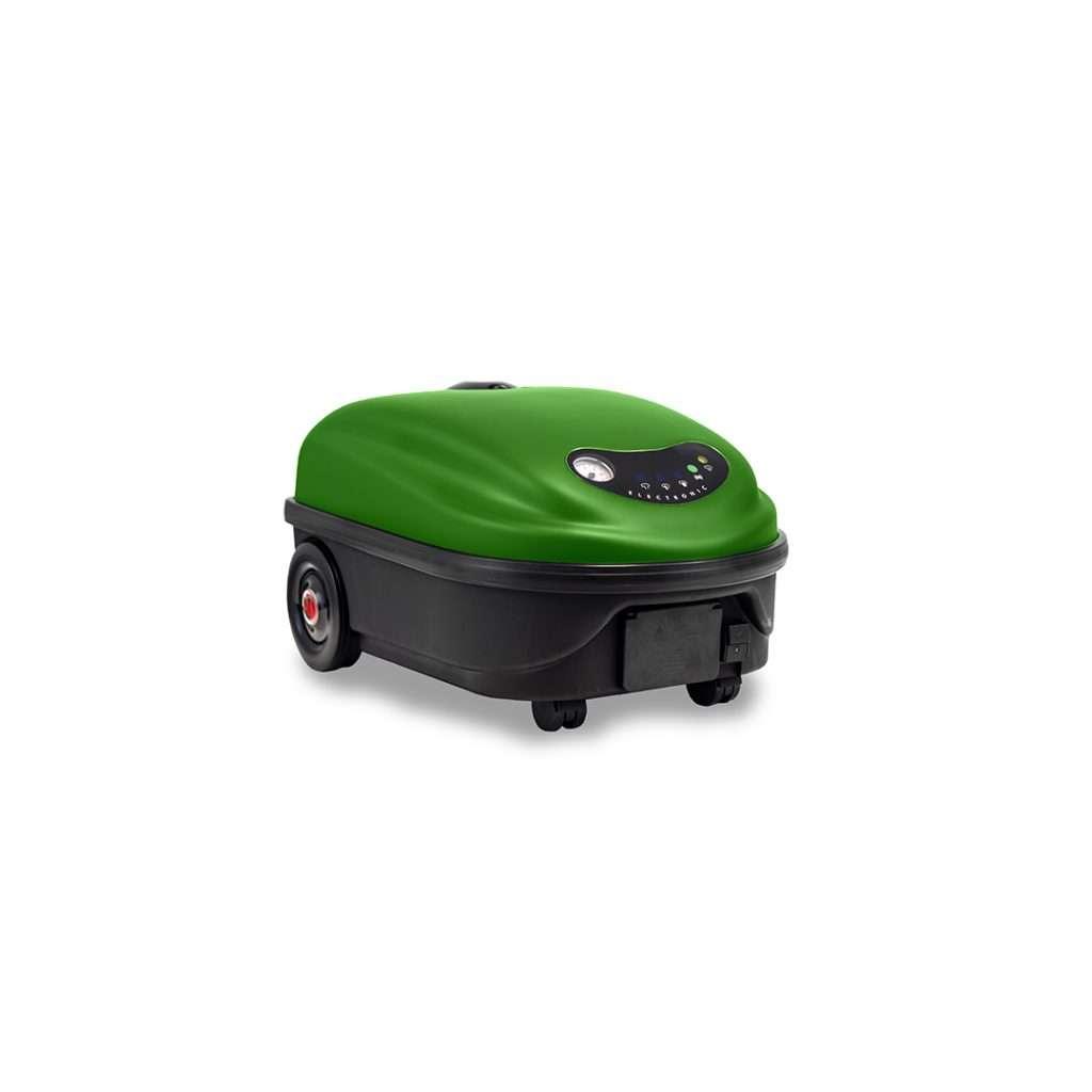 Pulitore vapore PC Verde