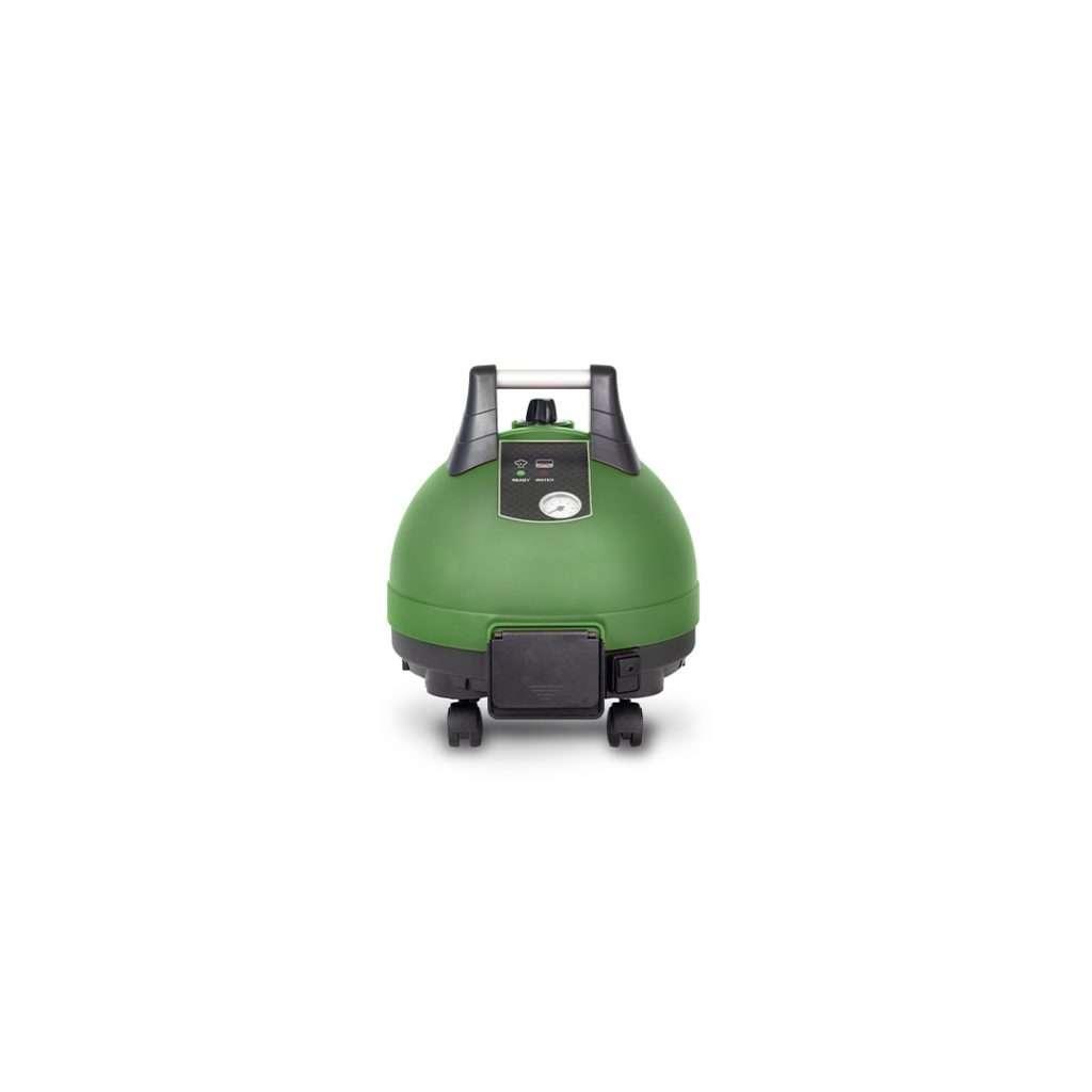 pulitore a vapore per casa sfera verde